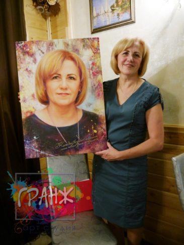 Портрет на заказ Тбилиси